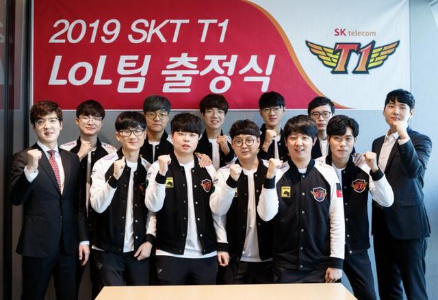 SKT宣传片花絮 Mata口误自己是KT一员