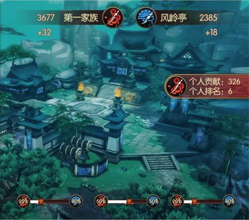 《侍魂:胧月传说》今日燃情公测, TGC2019带你开启江户历练