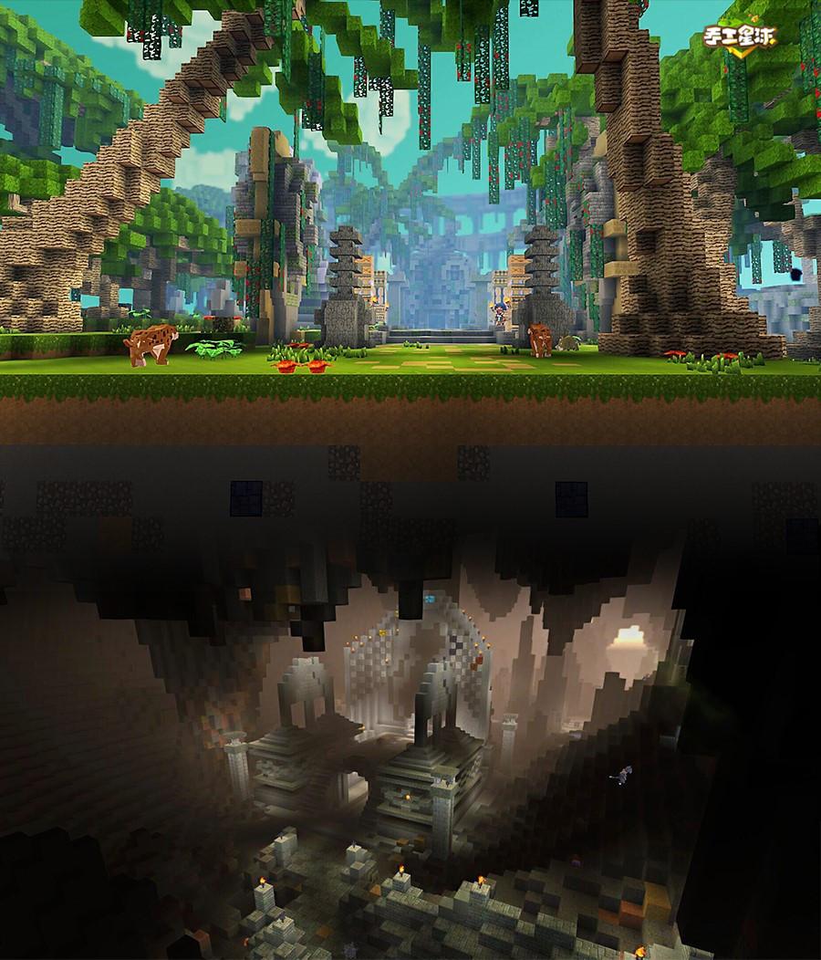 《手工星球》开发进度大曝光!解锁沙盒无限可能