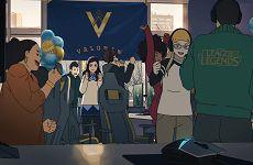 《英雄》官方发布二维动画 新赛季开启新的旅程
