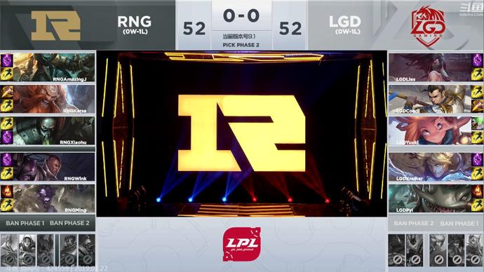 Condi绝境极限抢龙:LGD率先拿下赛点