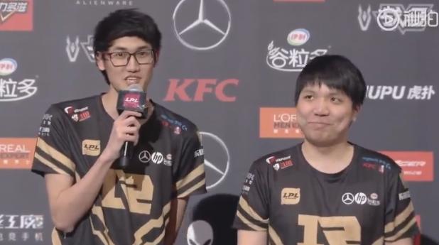 RNG上野:依照惯例赛季初都会跌跌撞撞