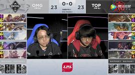 2019LPL春季赛:TOP vs OMG视频回忆