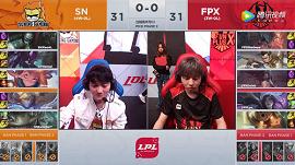 2019LPL春季赛:FPX vs SN视频回顾