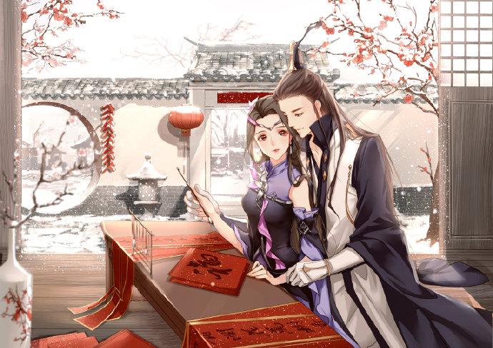 《剑网3:指尖江湖》情人节 带你共赴甜蜜之约