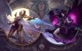 《英雄联盟》天使姐妹花技能重做 凯尔华丽蜕变