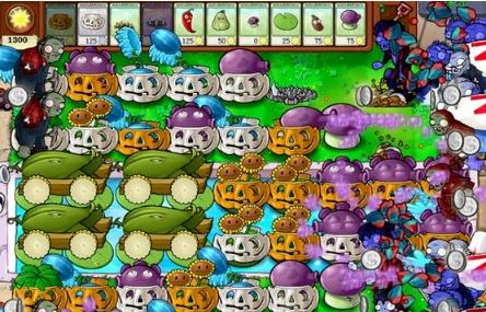 植物大战僵尸无限模式攻略