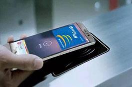 使用iPhone刷卡过地铁