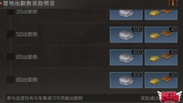 明日之后军事演习玩法介绍