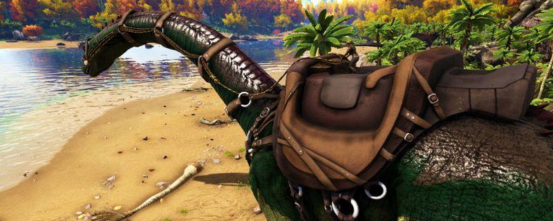方舟生存进化中剑龙的捕捉方法