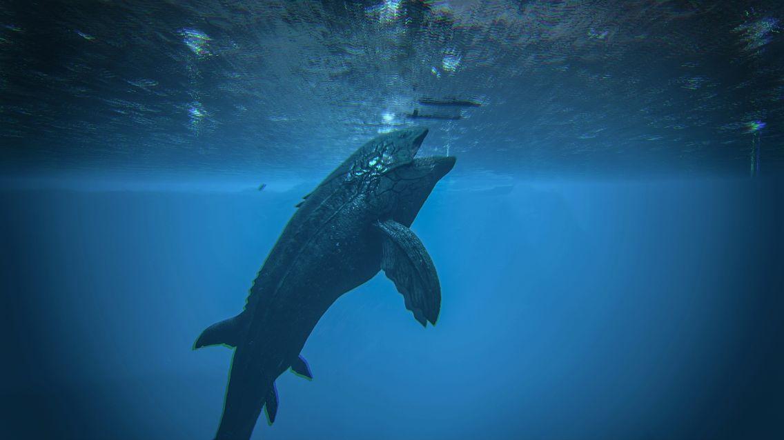 方舟生存进化中驯服巨齿鲨的办法