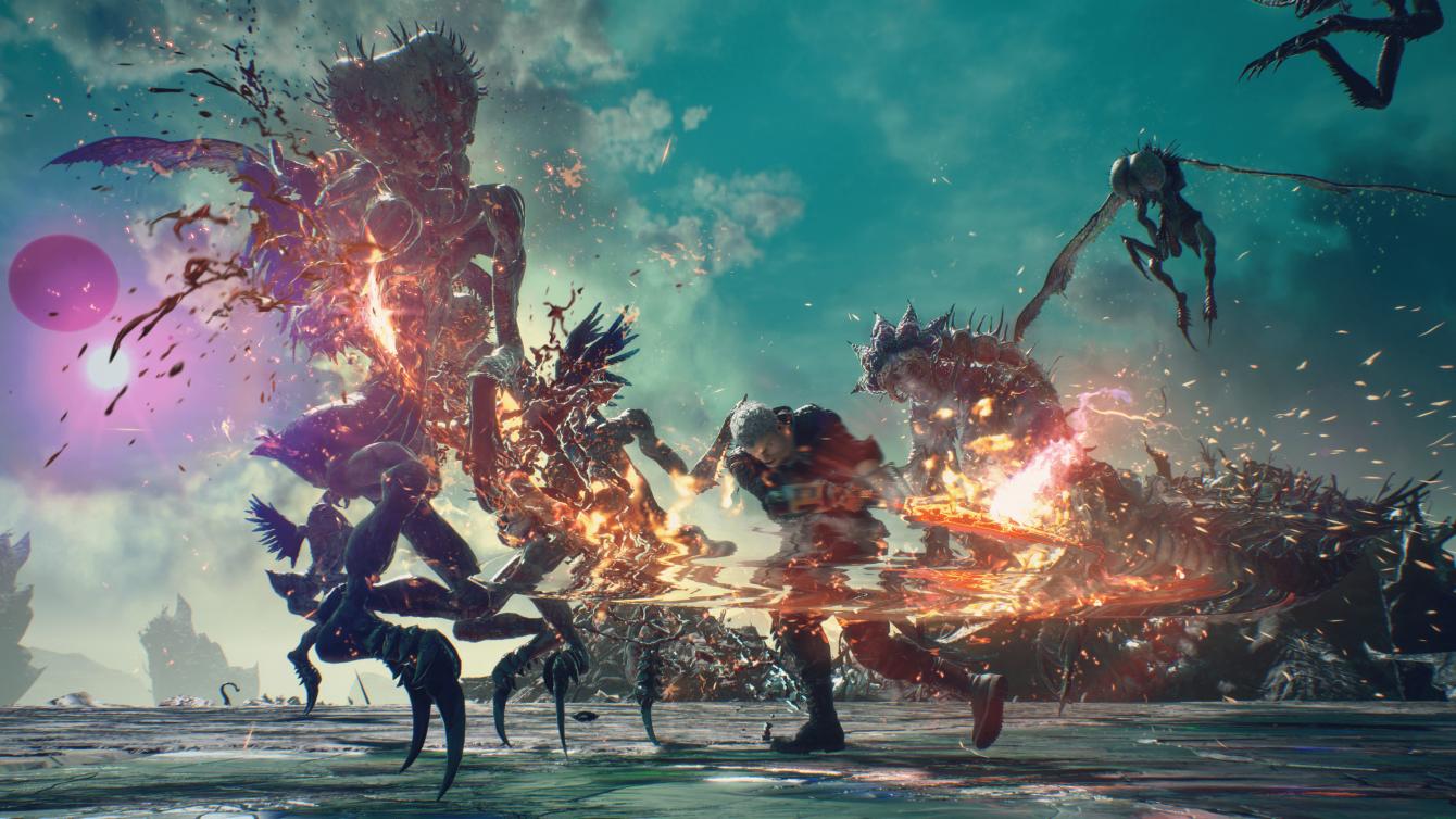 《鬼泣5》官方确定DLC血宫模式 将于4月1日免费推出