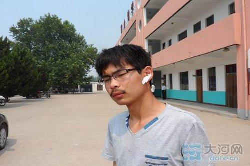 宁陵高级中学俩学生校园内被群殴 一人受伤(图)