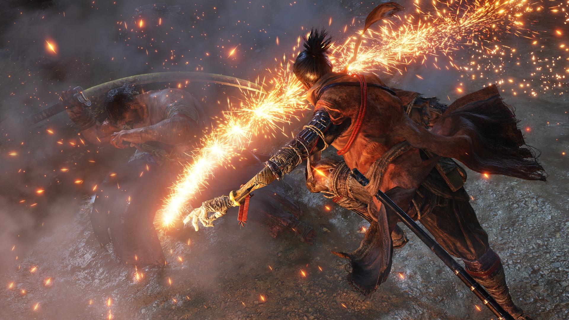 《只狼:影逝二度》占榜首   Steam最新一周销量排行榜发布