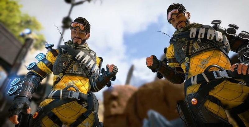 《APEX英雄》出现新外挂  操纵队友来完成击杀对杀
