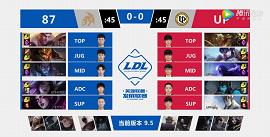 2019LDL春季赛:87 vs UP视频回顾
