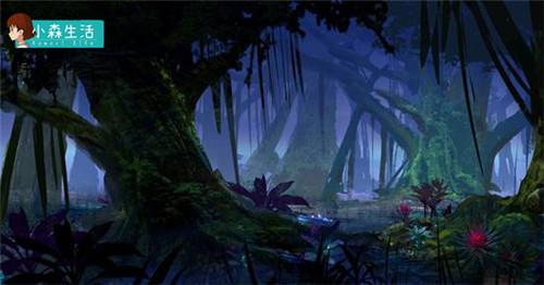 《小森生活》野外地图揭秘 最治愈世界自由探索