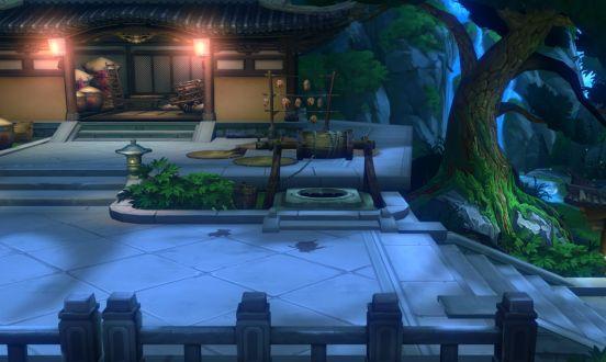 《剑网3:指尖江湖》井下世界,众妙机缘潜藏
