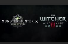 《怪物猎人世界》联动《巫师3》宣传片公开 5月9日正式发布