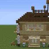 我的世界建房子指令介绍