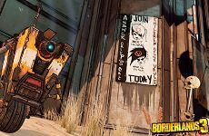 《无主之地3》Gearbox CEO回答称  3代地图比之前的大很多