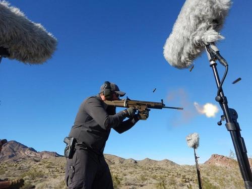 美国配音大师揭秘《无限法则》逼真音效