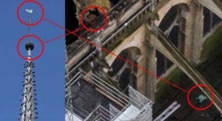 圣母院塔尖公鸡对于法国人的意义解答一览