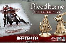 《血源诅咒》桌游发布预告片  融合游戏片段和桌面游戏3D表现