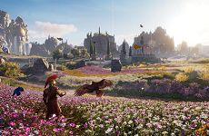 """《刺客信条:奥德赛》新DLC第一章""""至乐之原""""已正式解锁  新装备新场景"""