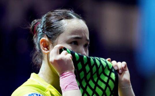 伊藤美诚被打哭的具体情况介绍