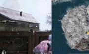 绝地求生刺激战场雪地地图樱花树位置介绍
