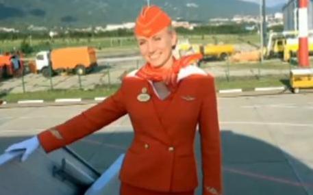 俄航英雄空姐详情一览