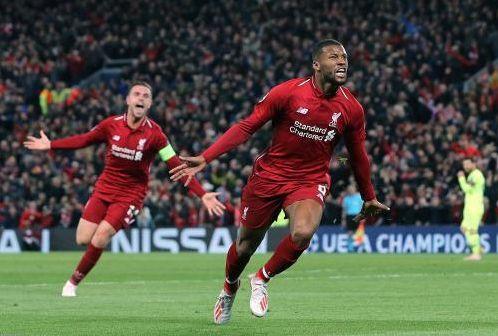 利物浦4-0巴萨的具体情况