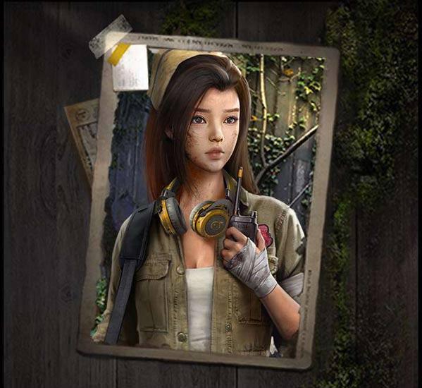 《代号:生机》游戏的幸存者档案-护理专家秀妍