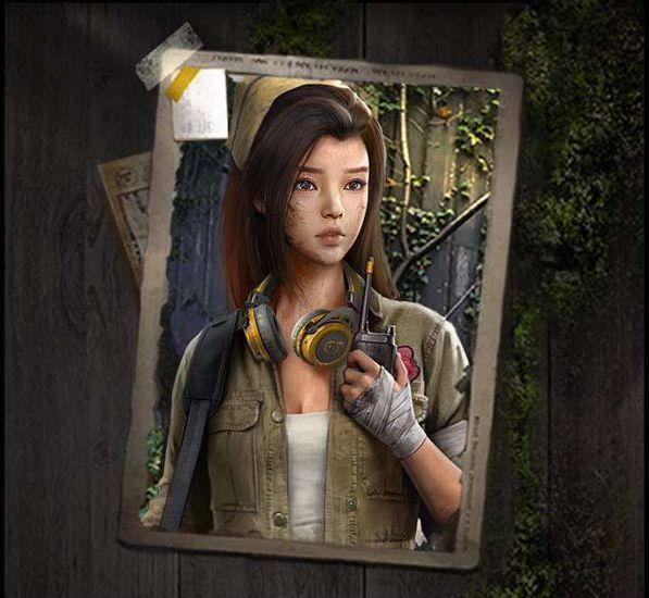 《代號:生機》游戲的幸存者檔案——護理專家秀妍