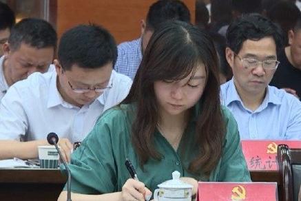 九江组织部回应女行长挂职:杨沁为企业挂职锻炼,不属于公职人员