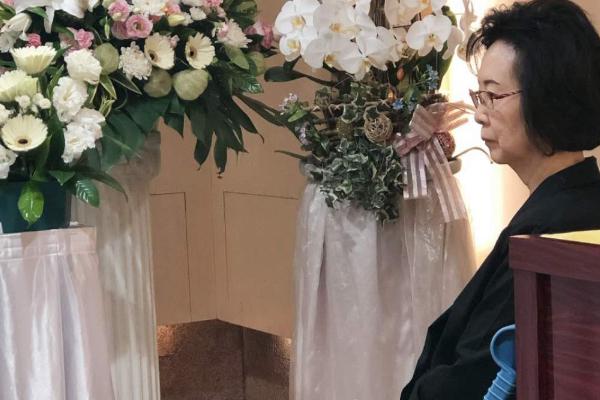 琼瑶发长文悼念丈夫:永别了!我爱!