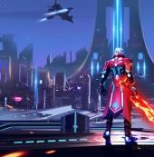 创造未来科幻世界 《诺亚传说手游》视觉优化