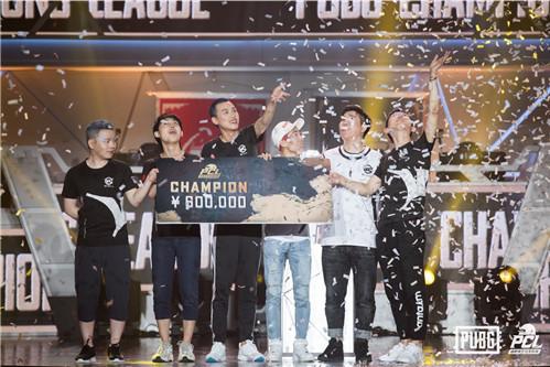 问鼎绝地+VC摘下PCL春季赛冠军+五大战队出征亚洲