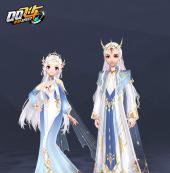 QQ飞车手游冰蓝传说套装获得方法