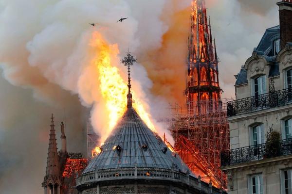 圣母院捐款到位:大部分捐款承诺并未落实!巴黎圣母院重建捐款到位资金仅占认捐额9%