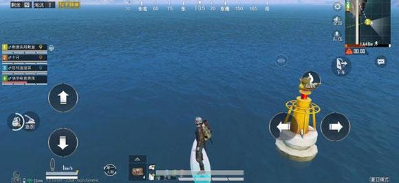 和平精英水上滑板沖浪玩法一覽