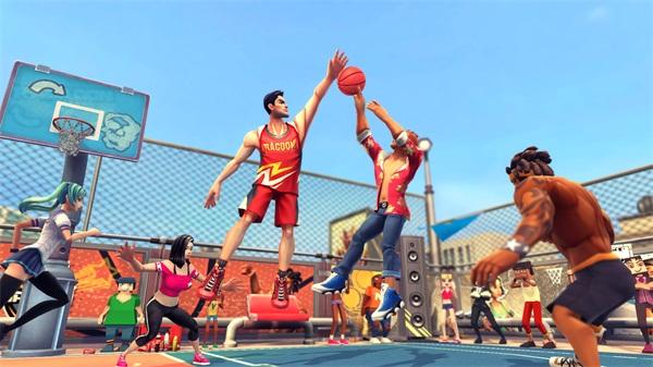 经典街篮3V3《街球艺术》6月20日内测开启 预约活动奖励