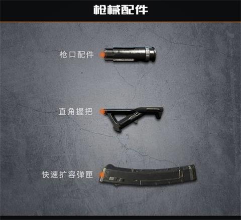 代号生机SIGMPX冲锋枪属性介绍