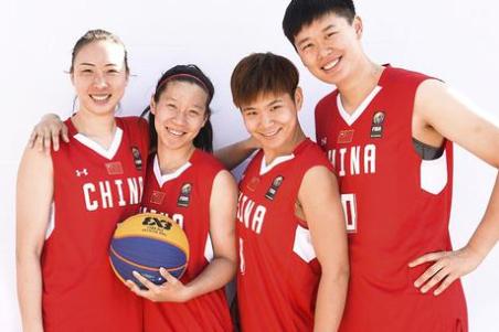 女篮夺天下冠军:中国女篮19-13胜匈牙利女篮,夺得3X3篮球天下杯女篮冠军!