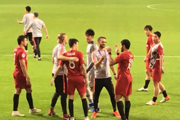 上海上港点球大战5-3淘汰全北现代!晋级亚冠八强!