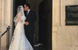 袁立婚纱照:袁立晒出与丈夫的婚纱照,宣?#21152;?#19976;夫低调举办婚礼