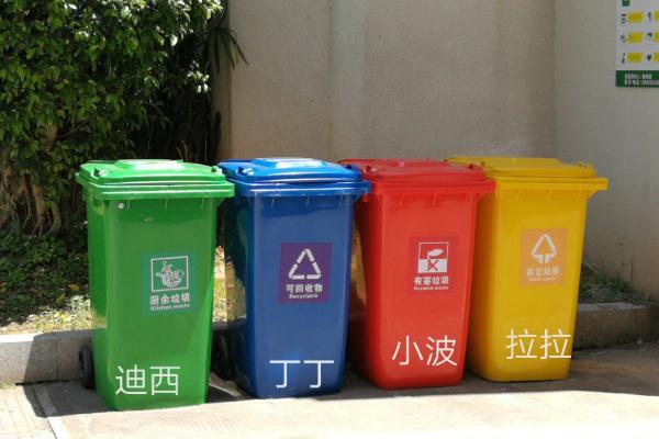 垃圾桶卖300万件:最严垃圾分类实施,6月垃圾桶卖300万件