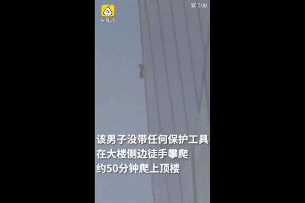 男子徒手攀爬英国95层大厦是怎么回事-男子徒手攀爬英国95层大厦详情介绍