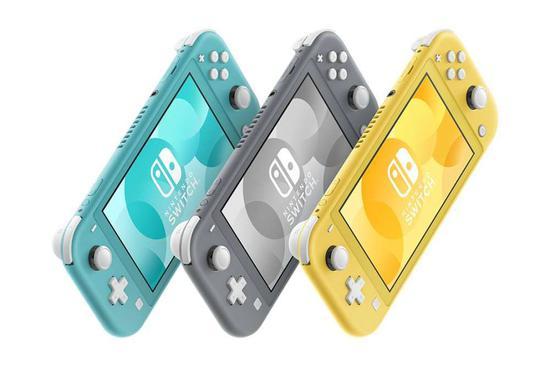 Switch新款发布,9月20开卖,更便携也更便宜